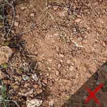 Hard Rocky Soil