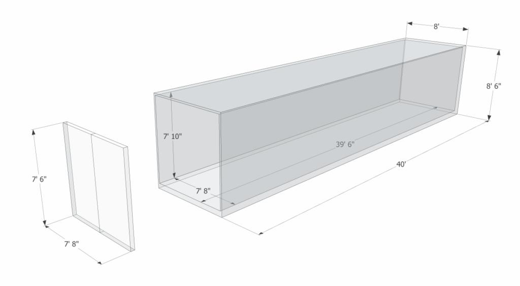 40-GP-dimensions