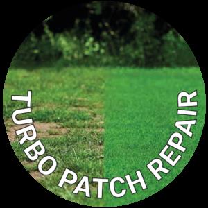 Turbo Patch repair Lawn